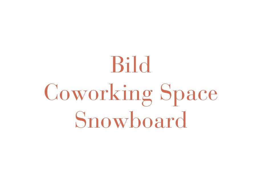 Snowboarden im Winter in den nahe gelegenen Skigebieten