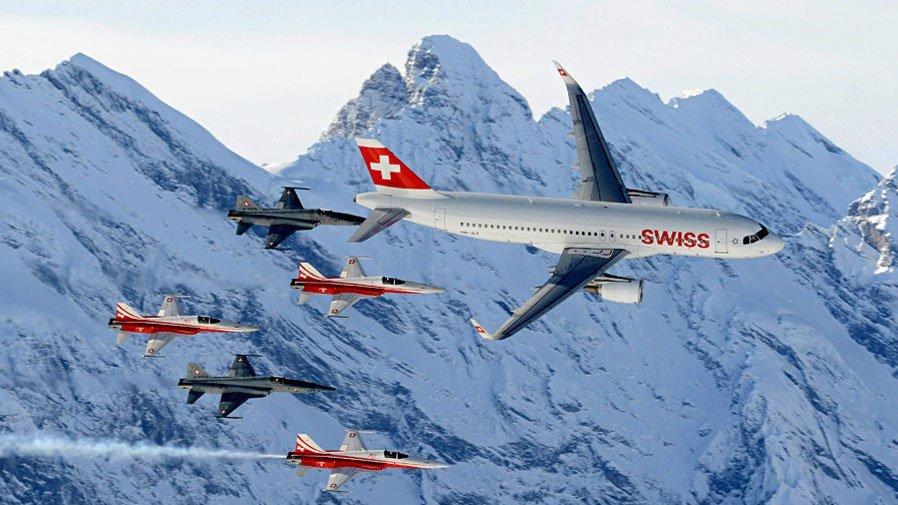 Schweizer Aviatik-Journalisten SAJ