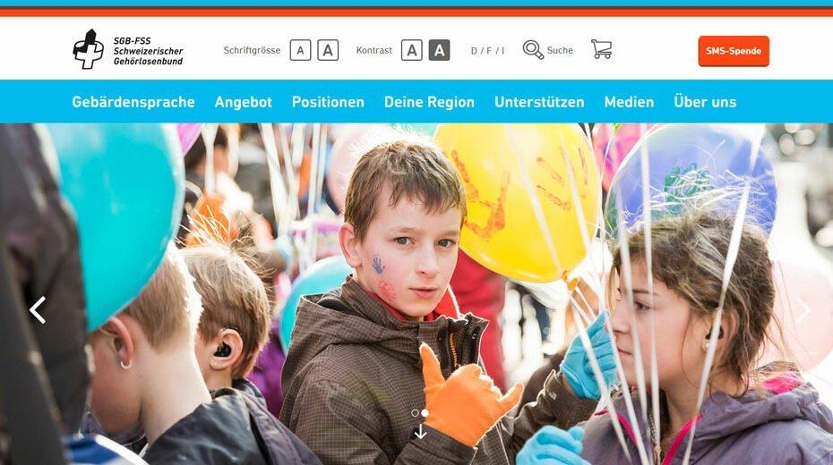 Schweizerischer Gehörlosenbund